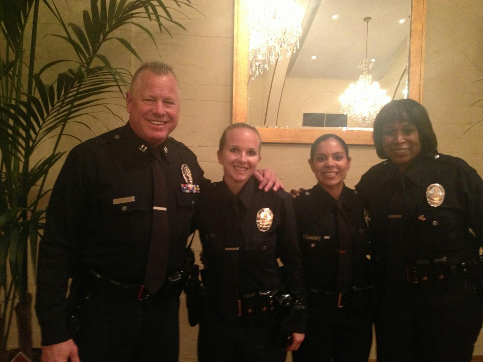 Description of LAPD Awards and Decorations - Los Angeles Police ...